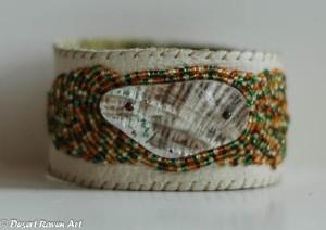 abalone cuff