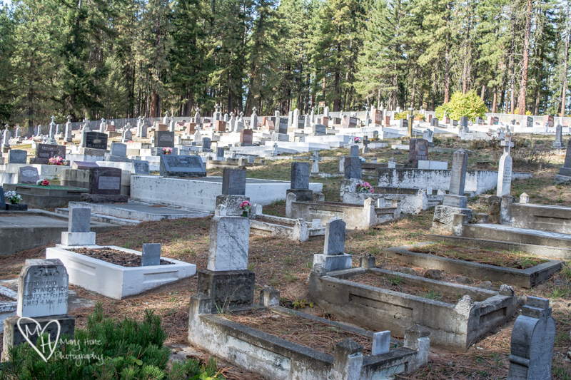 Roslyn cemetery