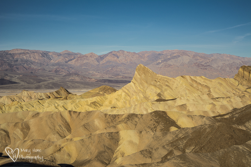 Death Valley-A Dramatic and Varied Landscape