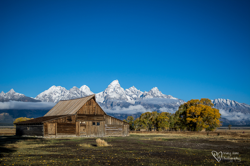Moulton barn Grand Teton