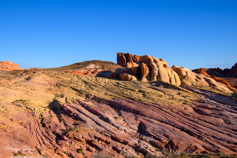 colors of valley of fire