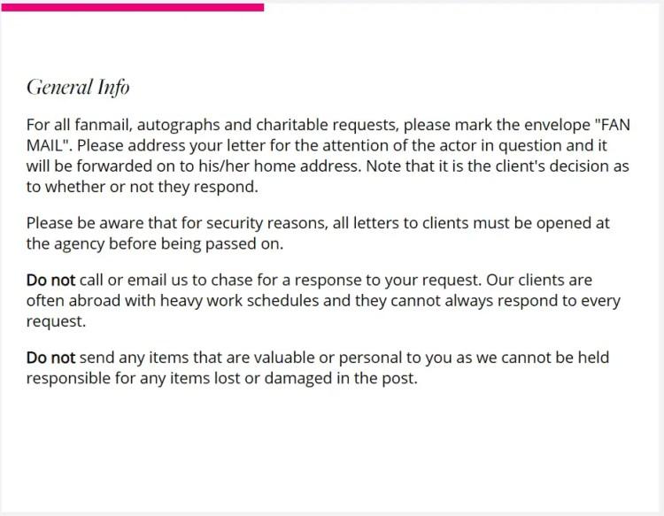http://www.hamiltonhodell.co.uk/fans/ fan mail instructions