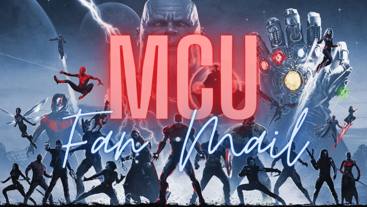 Marvel Fan Mail and Autographs