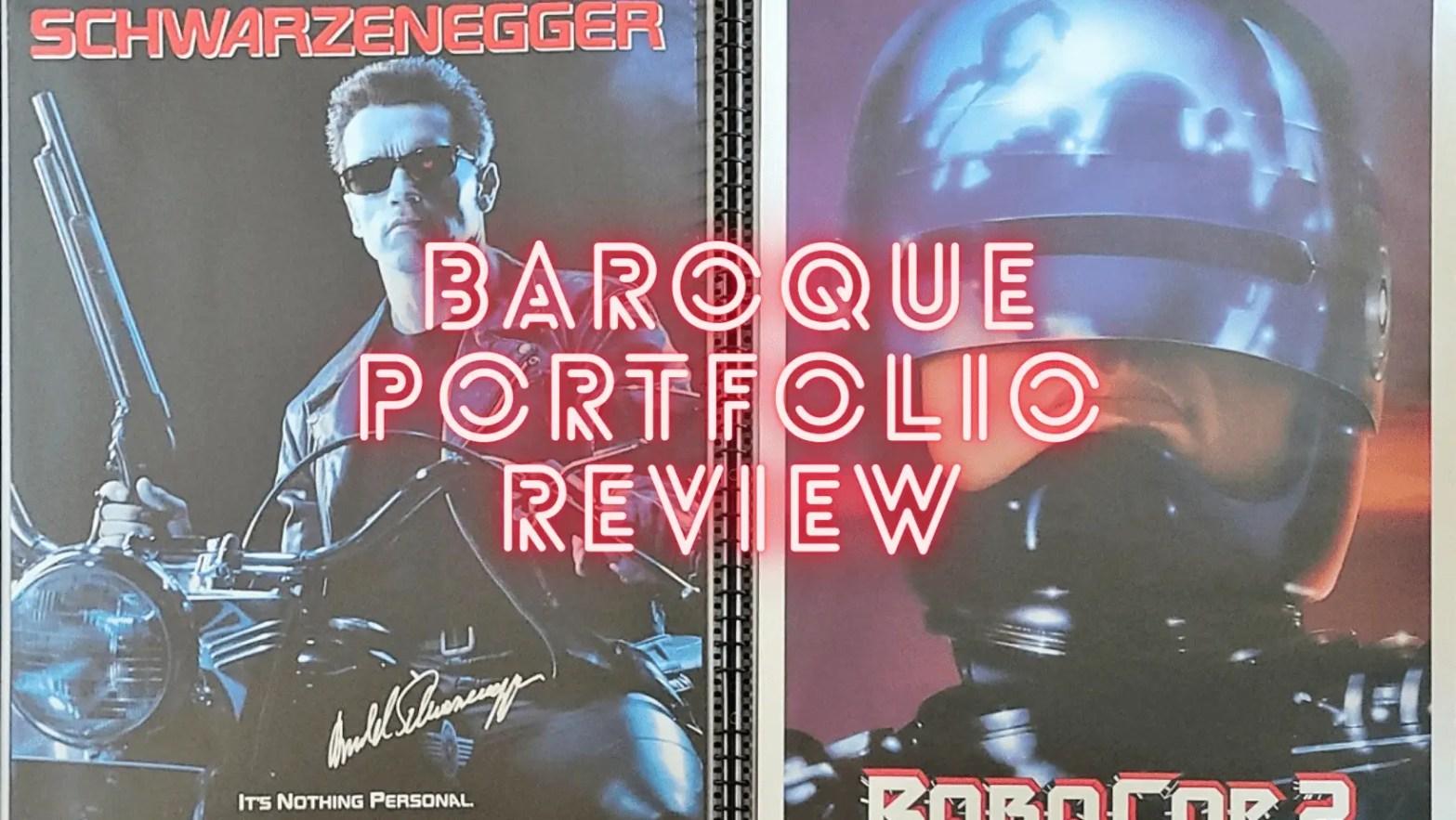 Baroque Portfolio Review