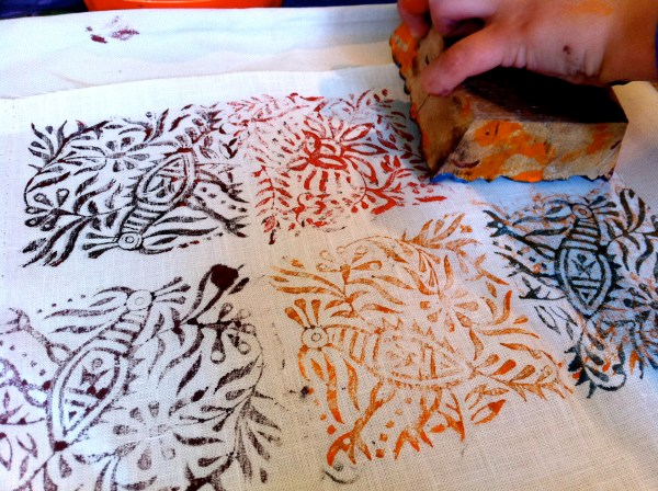 Indian Block Printing Tales Corner House