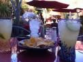 Happy hour on the patio at El Zocalo in Chandler, Arizona.