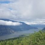 Hiking Dog Mountain!  First major post-injury hike!