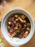 Ratatouille in the slow cooker