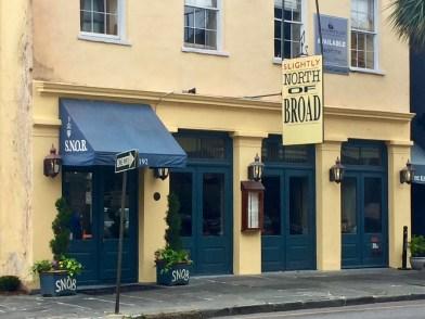 S.N.O.B, Charleston