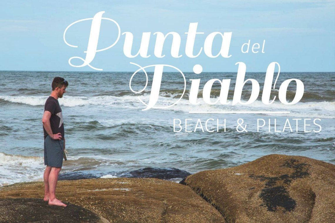 title - In Punta del Diablo we enjoyed the beach when the weather wasn't miserable, got badly sunburnt, cycled through the Santa Marta National Park and were forced to change hostel twice. https://talesfromthelens.com/2017/06/25/punta-del-diablo/