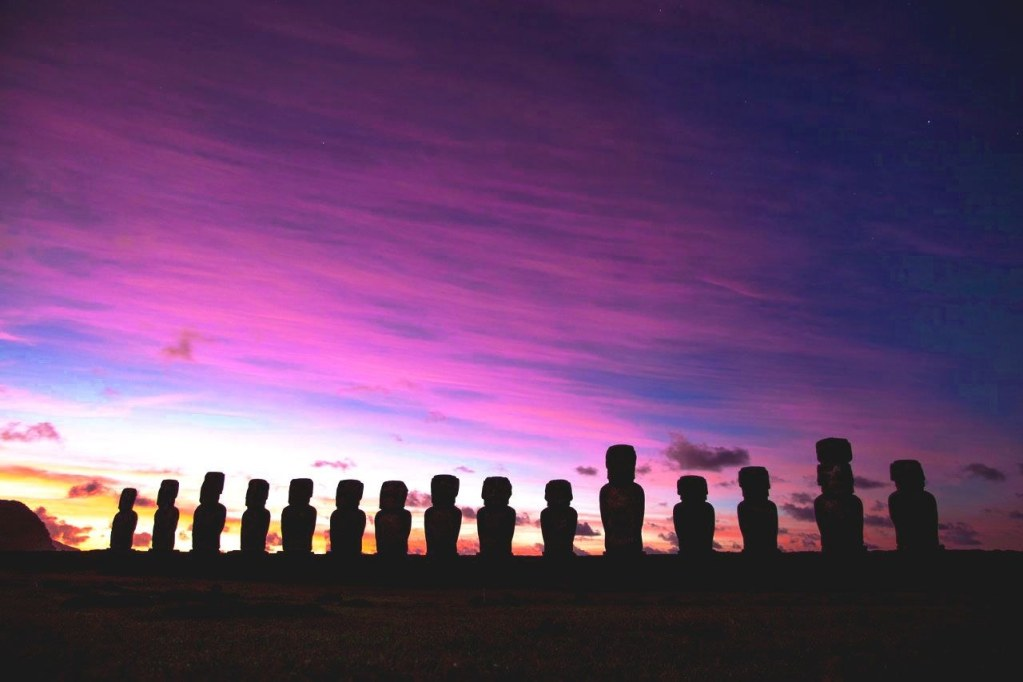 Easter Island, A Self Guided Tour