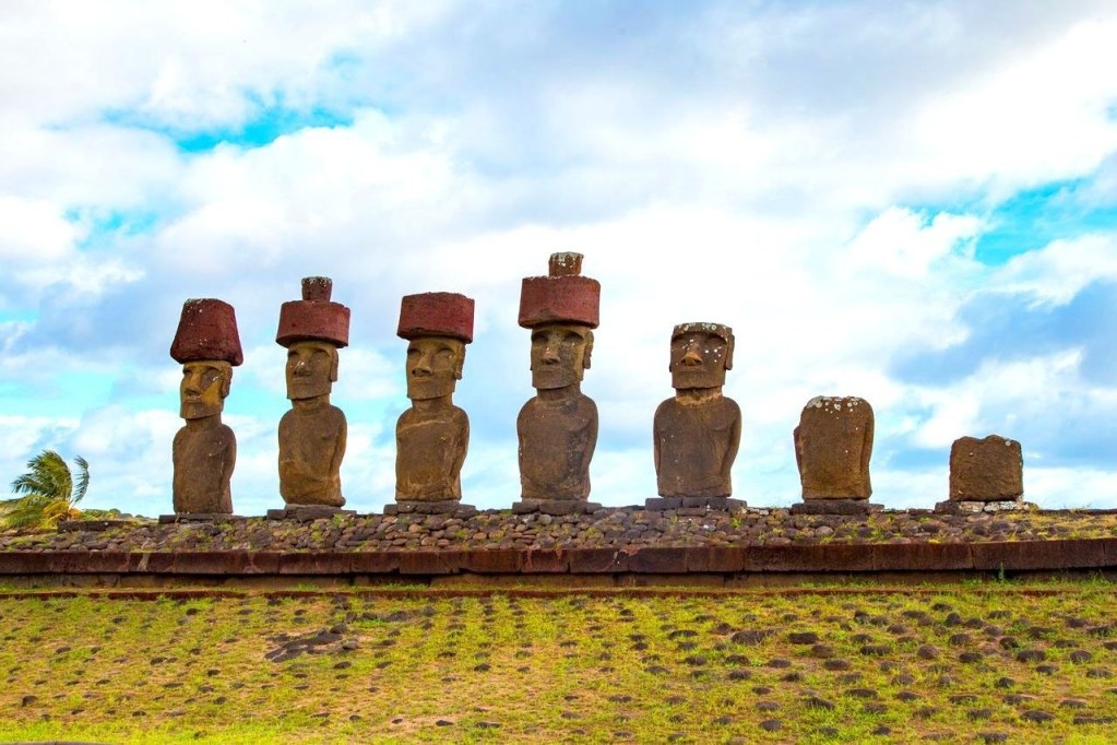Video – 5 Days Backpacking Easter Island