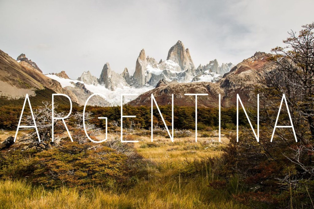 One Month Backpacking In Argentina