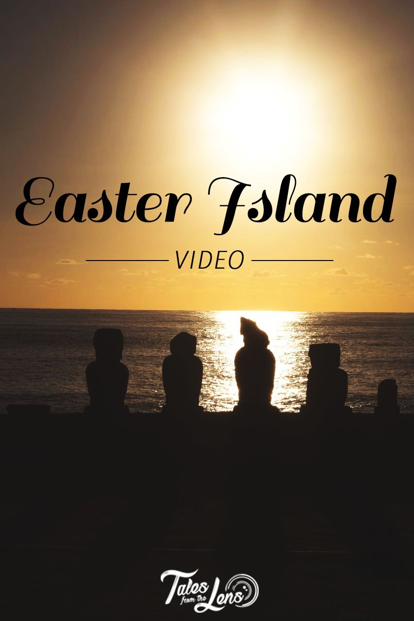 pin it - Watch our short video of our 5 days exploring Easter Island by car, foot and by bike. https://wp.me/p9dhAr-2aa