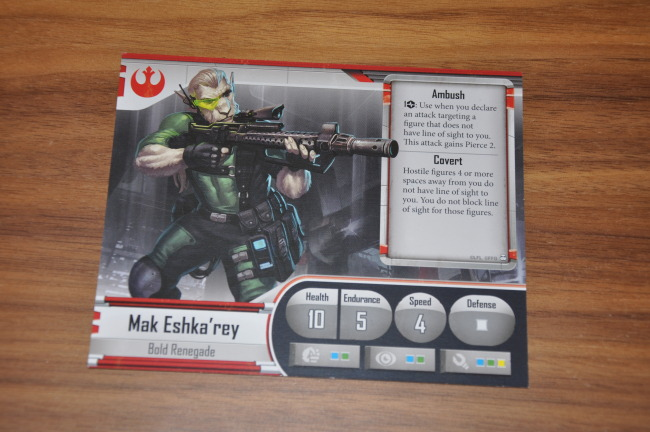 Star Wars Imperial Assault Campaign aka If you go down to the woods today........ (@ NAGA 08-06-2015) (5/6)