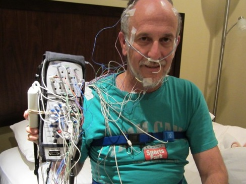 Looking for Mr Sandman at a sleep disorders lab  David J