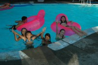 Tracey's pool