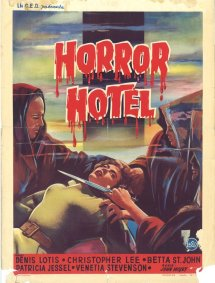 Horror Hotel Movie