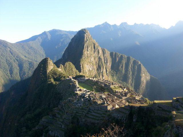 My Magic Moment at Machu Picchu