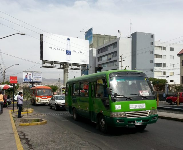 Bus Travel in South America - Choose your company
