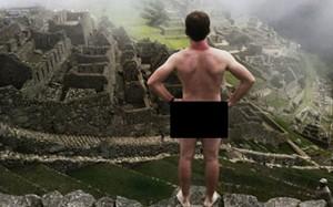 Foolish Mistakes: Naked at Machu Picchu