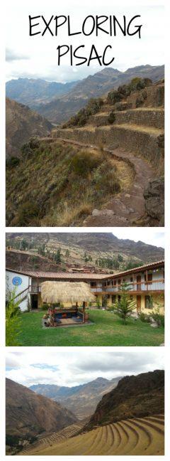 Exploring Pisac in Peru's Sacred Valley