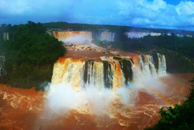 Places to Visit in Brazil - The Incredible Iguazu Falls