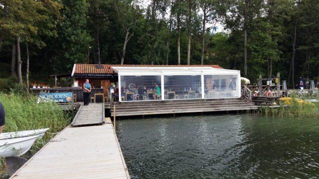 The Boat House Djurönäset's Summer Restaurant