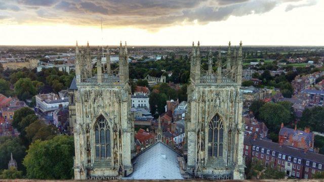 Photos of York Minster