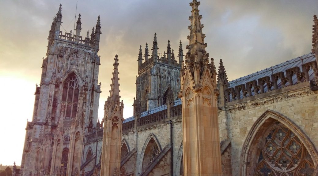 York Minster -