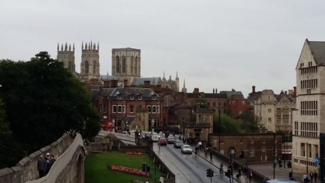 Walking The Walls in York - A Backpacker's Guide to York on a Budget