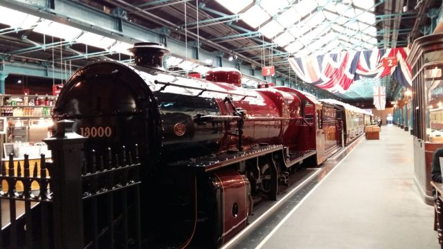 The National Railway Museum - Backpacker´s Guide to York on a Budget
