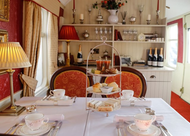 The Best Afternoon Tea in York - The Countess