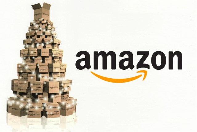 Shop online for that special Christmas gift at amazon