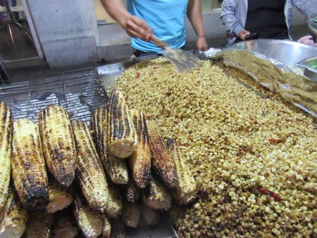 You can find Vegetarian & Vegan Street Food in Mexico City. vegetarian food in mexico city, vegan food in mexico city