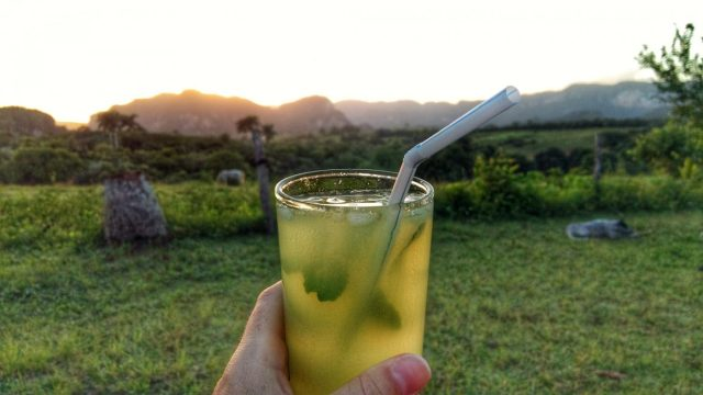 A Mojito with a view! Backpacking Cuba on a Budget Cheap Travel in Cuba