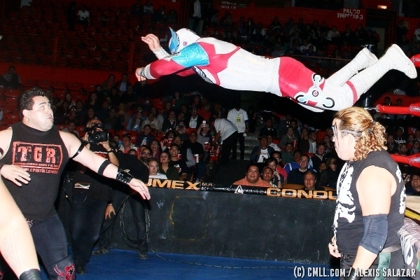 Lucha Libre in Mexico City, Mexican Wrestling