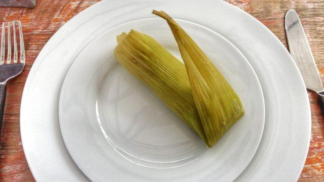 tamales Casa Jacaranda cooking class in Mexico City