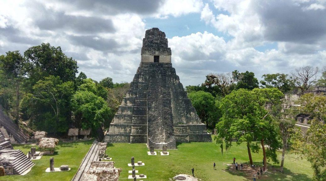 Tikal Mayan Ruins in Guatemala - Backpacking Guatemala