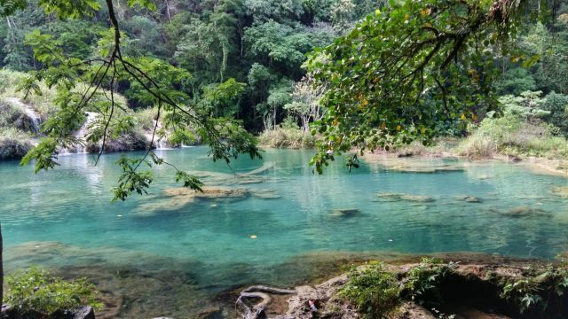 Semuc Champey Tour or Without a Guide