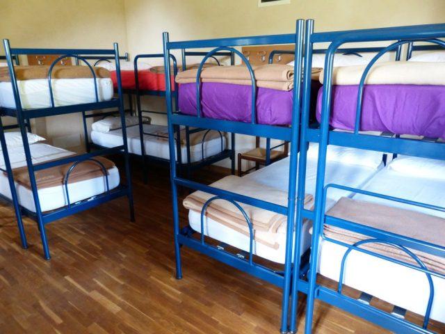 A 'Normal' Hostel Dorm room - Hostel nightmares