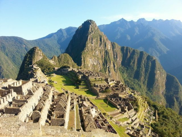 Beautiful Machu Picchu - photos of Machu Picchu