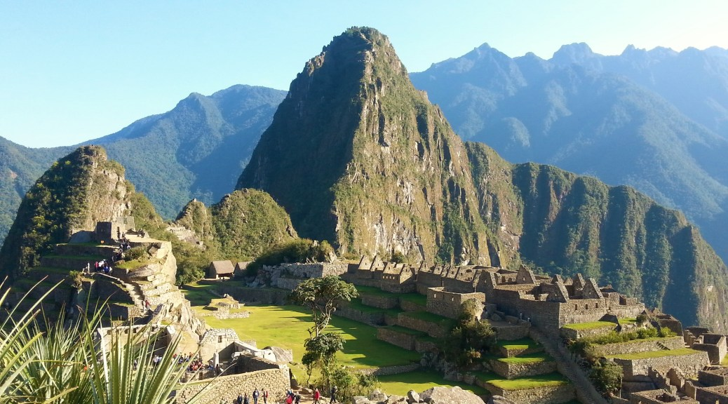 Machu Picchu - How to deal with Altitude in Cusco and Altitude Sickness at Machu Picchu