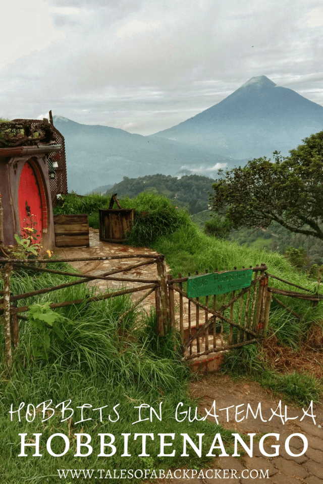 Did you know there are hobbits in Guatemala? High in the hills above Antigua, Hobbitenango is an eco-friendly hotel and restaurant with spectacular views of Antigua's volcanoes across the valley. Come and spend the night in your own Hobbit Hole, just like Middle Earth and Hobbtion in New Zealand, Hobbitenango is a special place!