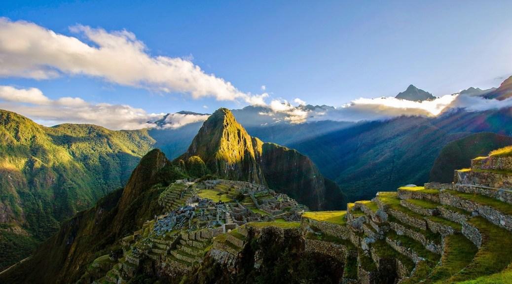Photos of Machu Picchu