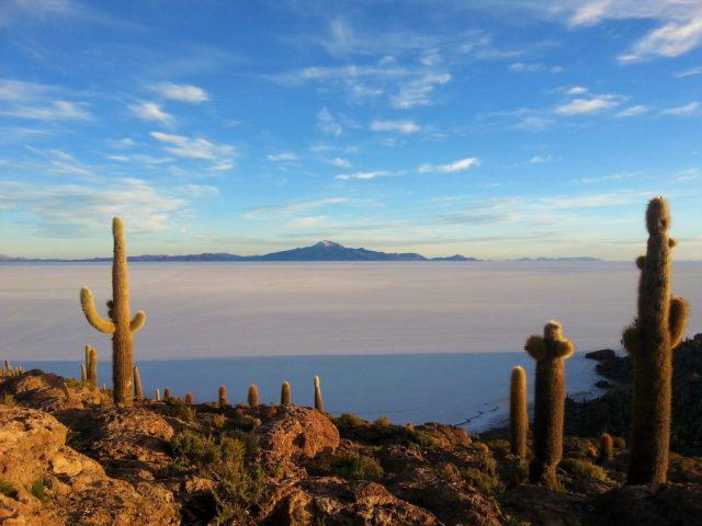 Uyuni Salt Flats Bolivia - Backpacking South America Backpackers Guide