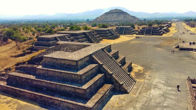 Teotihuacan Pyramids - an excellent day trip from Mexico City - Awesome things to do in Mexico City