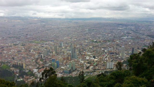 Climb Montserrate in Bogota Awesome budget things to do in Bogota Colombia - what to do in Bogota for Backpackers