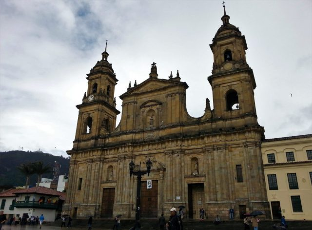 The Cathedral in Bogota - Awesome budget Bogota things to do in Bogota Colombia - what to do in Bogota for Backpackers