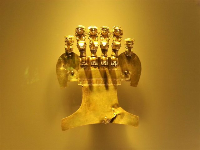 Visit the Bogota Gold Museum in Bogota Awesome budget things to do in Bogota Colombia - what to do in Bogota for Backpackers